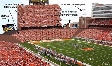 fighting illini football memorial stadium renovation