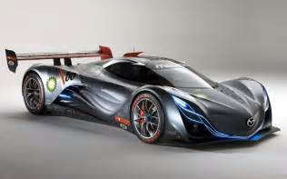 mazda furai concept car hd desktop wallpaper