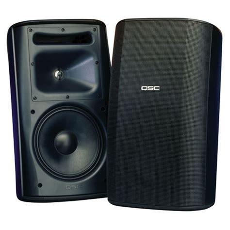 Speaker Qsc qsc ads82 8 inch installation speaker black pssl