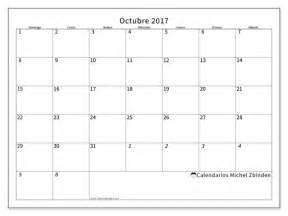 Calendario Octubre 2017 Mexico Calendarios Para Imprimir Octubre 2017 Argentina