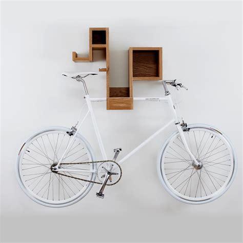 Simple Bike Rack by More Than A Simple Bike Rack 8 Multifunctional Designs
