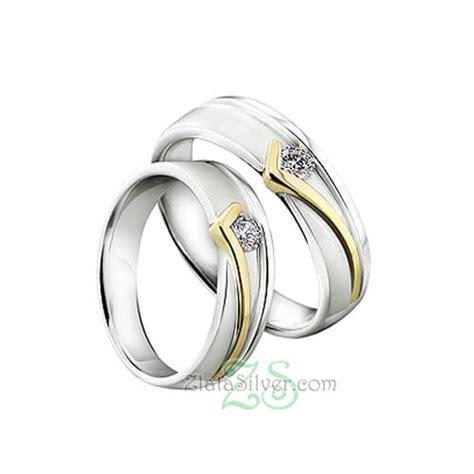 Cincin Palladium Nikah Perak Pasangan Tunangan Kawin 204 cincin kawin fairuz zlata silver