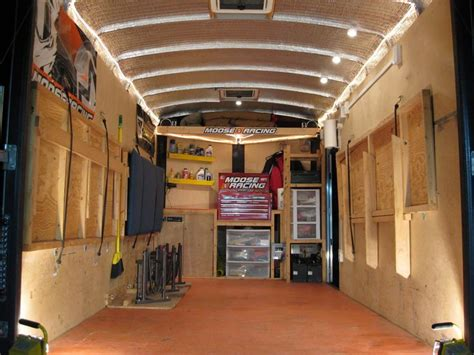 Enclosed Cing Hammock Best 25 Enclosed Trailers Ideas On