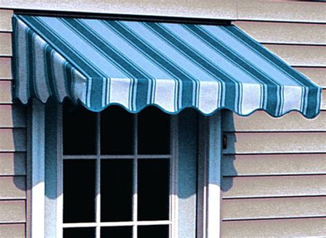 picture of an awning 2700 series door awning