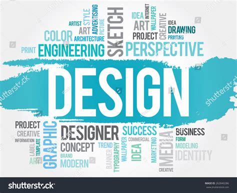 typography word cloud design word cloud creative business concept stock vector