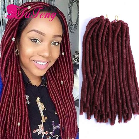 burgundy braiding hair top crochet braid hair 14 inch burgundy havana mambo twist
