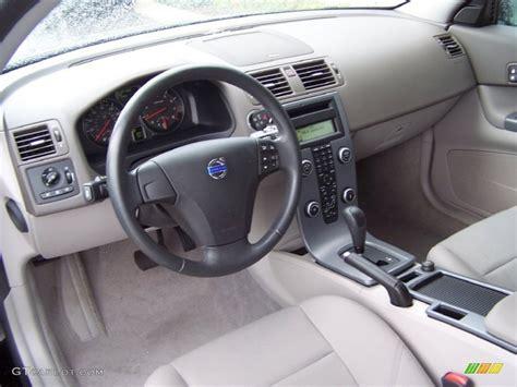 volvo c30 interior umbra beige interior 2009 volvo c30 t5 photo 51184263
