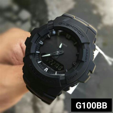 G Shock Series Black g shock black out series s fashion watches on carousell