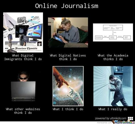 Journalism Meme - online journalism by stolero meme center