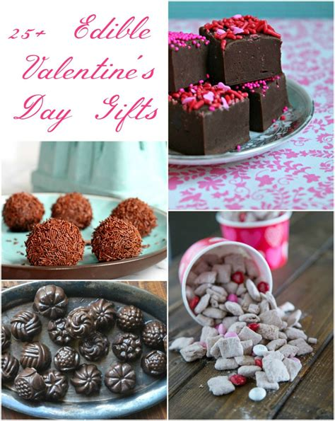 edible valentines day gifts 25 edible s day gifts cooking with books