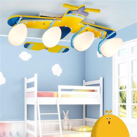 Baby Boy Ceiling Lights Best Yellow Airplane Baby Room Ceiling L Wooden Boy S Room Ceiling Lights Child