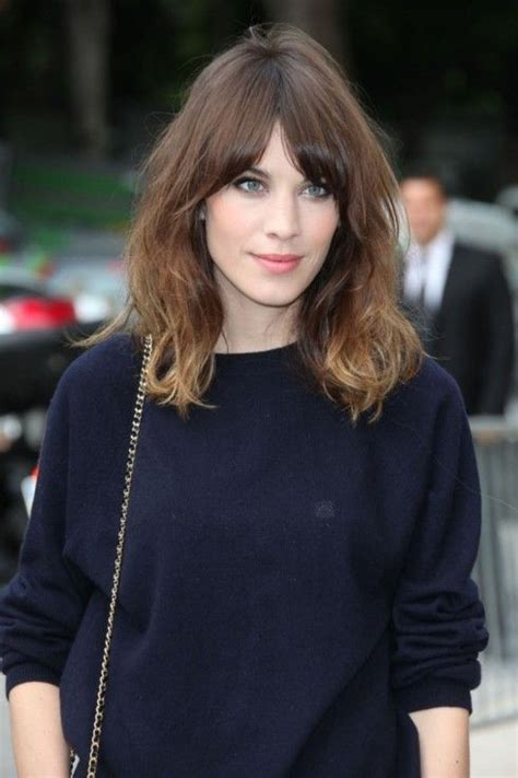 As Dona Fringe Bf Tua chung subtle ombre and fringes on