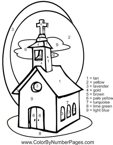 Church Color Pages Az Coloring Pages Coloring Pages For Children S Church