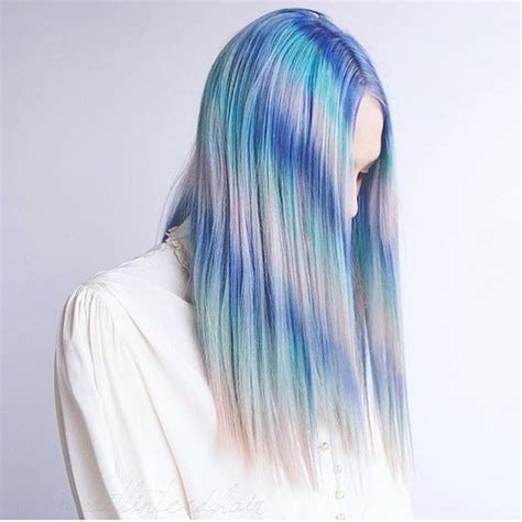 dyed hairstyles 2016 amazing tie dye hair color ideas page 2 best hair