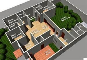 gambar denah rumah minimalis modern 1 lantai terbaru 2015 info harga harga terbaru di indonesia