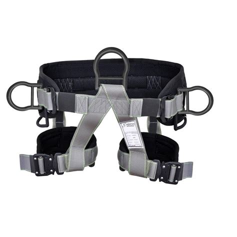 Harness With Belt safety harness rear connection work belt wight