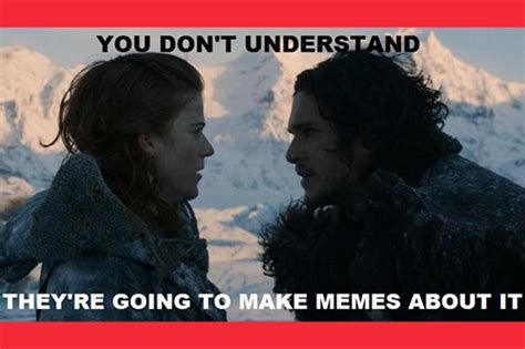 Game Of Thrones Season 3 Meme - best game of thrones memes season 1 4