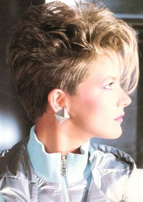 pictures of hairstyles in the 80 s 80s hairstyles for short hair