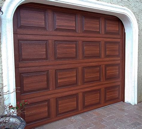 garage door tutorial everything i create paint garage doors to look like wood