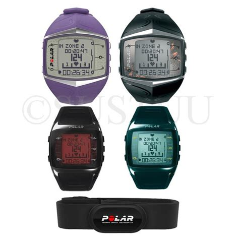 polar ft60 mens rate monitor exercise sports