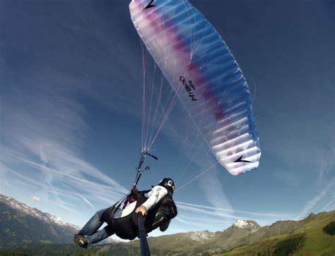 hybrid swing hybrid hike swing paragliders