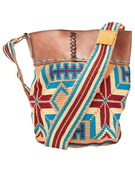 tutorial tas rajut tribal inspiration hooking mochila pinterest v 228 skor