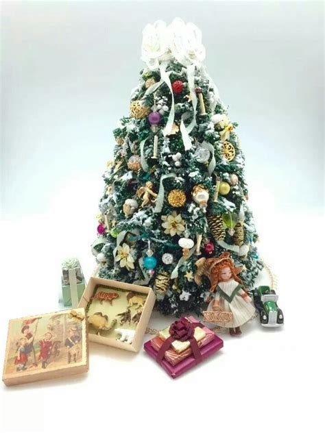 231 best christmas miniatures 2 full images on pinterest