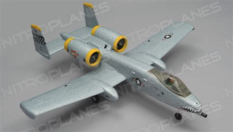 Promo Dynam A 10 Thunderbolt Ii With Retracts 2 4g Dy8933 dynam a 10 thunderbolt ii 64mm edf jet with retracts rc 5 channel almost ready to fly