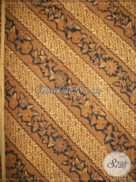 Rok Panjang Anak Rsb Kj 1214 kain panjang batik jawa bahan jarik klasik corak parang kusumo seling kembang kj003am