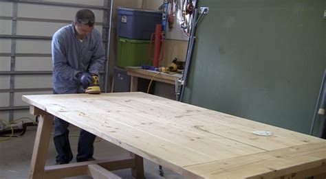 build a farmhouse how to build a farmhouse table