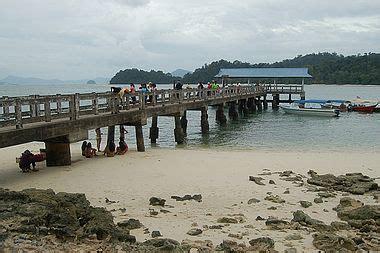 Beras Anak Lanang langkawi island hopping