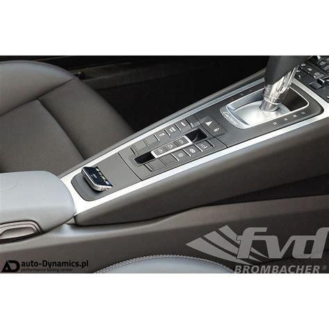 stacja dokująca iphone fusiondock porsche 911 turbo 991 fvd brombacher auto dynamics pl