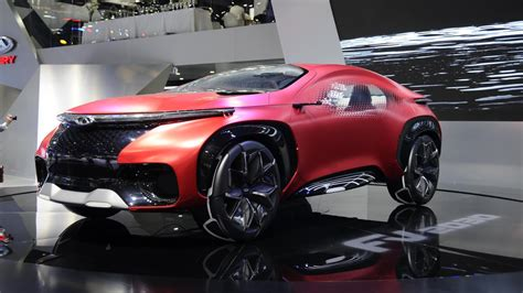 Chery Car Wallpaper Hd by Chery Fv2030 Concept Turns Heads At Auto China