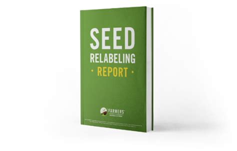bureau r馮lable seed company president likes fbn seed relabeling study