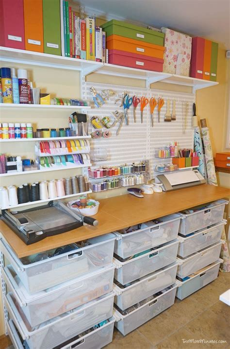 small space organization 1000 images about craft sewing rooms on pinterest