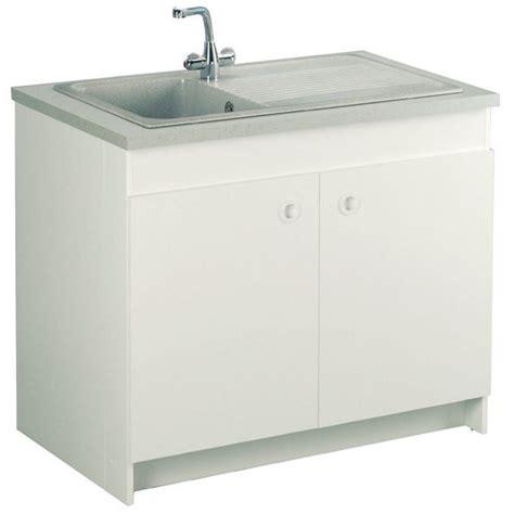 meuble sous evier 100 cm meuble sous 233 vier gamme s 233 same blanc 2 port achat
