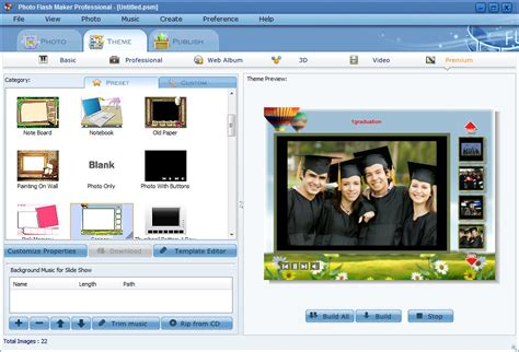 themes photo slideshow creator congratulations installation anvsoft photo flash maker