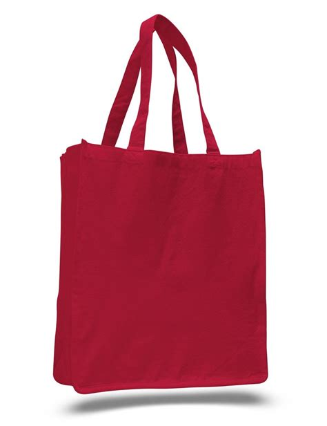 Gap Productred Canvas Tote by 12 Oz Heavy Canvas Shopper Bag Promotional Cotton Tote Bags