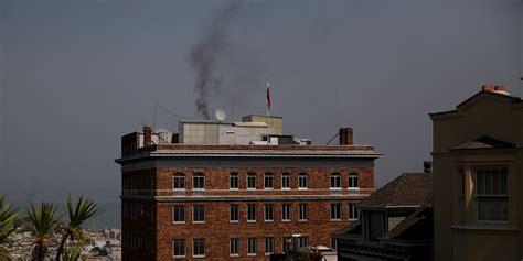 consolato russo in italia il fumoso trasloco consolato russo a san francisco