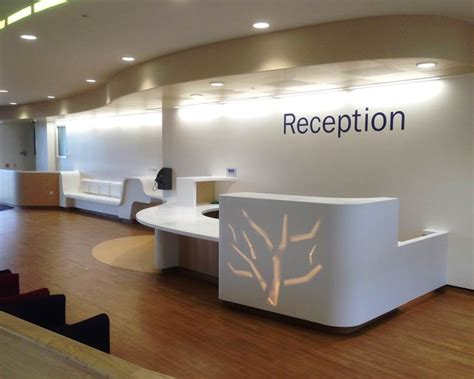 Hospital Furniture Reception Counters Deanestor