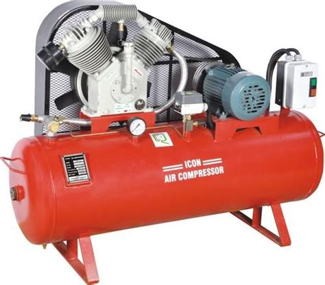 hp reciprocating air compressor icon embeded controls