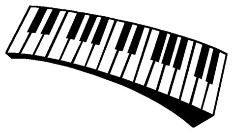 coloring page keyboard cleveland pops orchestra