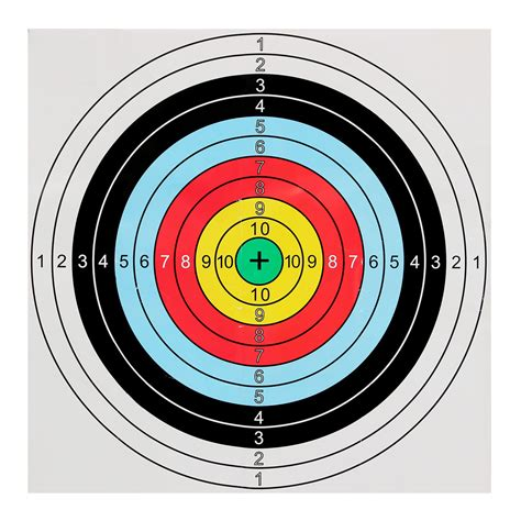 l target bullseye shooting targets promotion shop for promotional