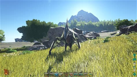 dinosauro volante preview ark survival evolved xbox one les