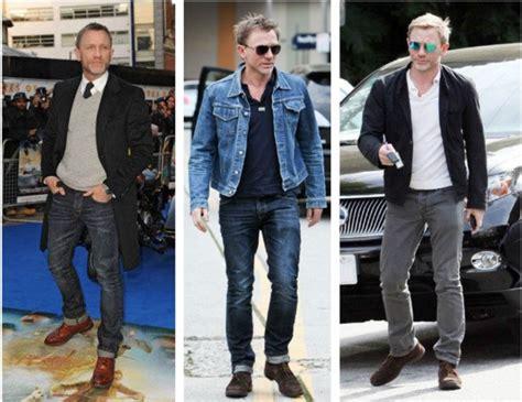 Daniel Craig Wardrobe by The Daniel Craig Style Guide Menprovement