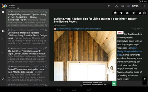 the old reader the old reader for news android apps on google play