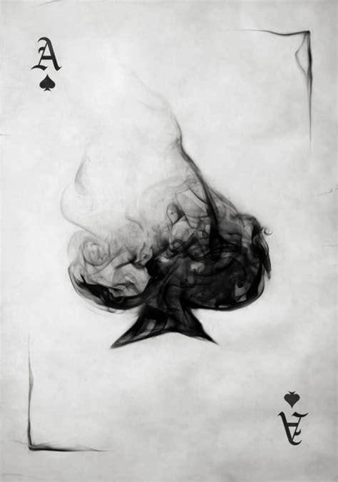 smokin aces tattoo card deck where everyone gets their own blank