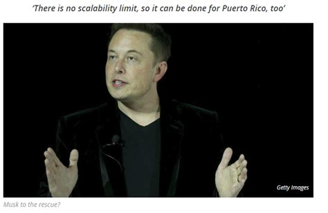 elon musk puerto rico elon musk says he can power puerto with batteries phil s