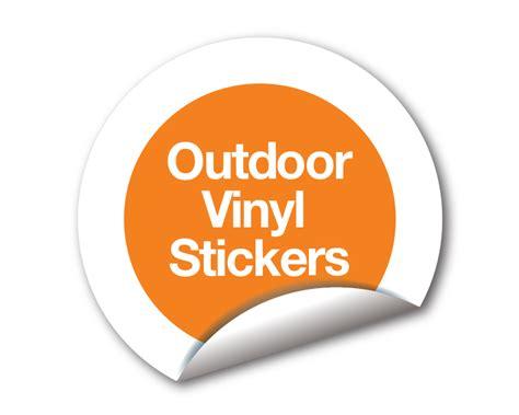 printable outdoor stickers outdoor vinyl uv resistant waterproof outdoor stickers
