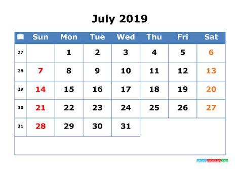 printable calendar  july  week number  printable  monthly calendar  holidays